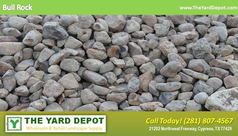 Bull Rock TheYardDepot.com Houston Landscape Supplier | Landscape Supplier Houston