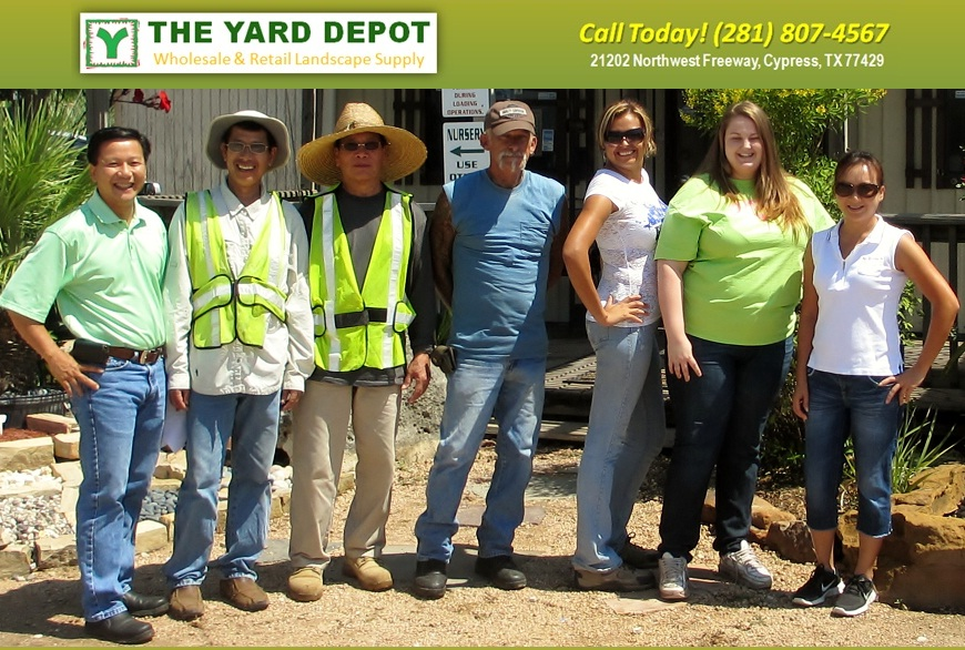 theyarddepot-houston-landscape-supplier-team | www.TheYardDepot.com