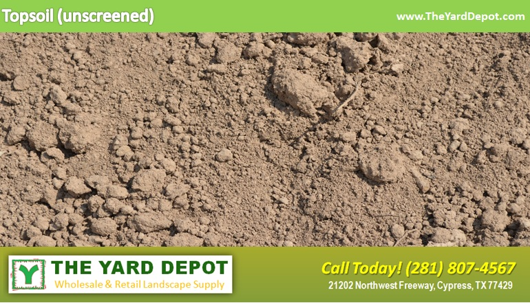 Topsoil TheYardDepot.com Houston Landscape Supplier | www.TheYardDepot.com