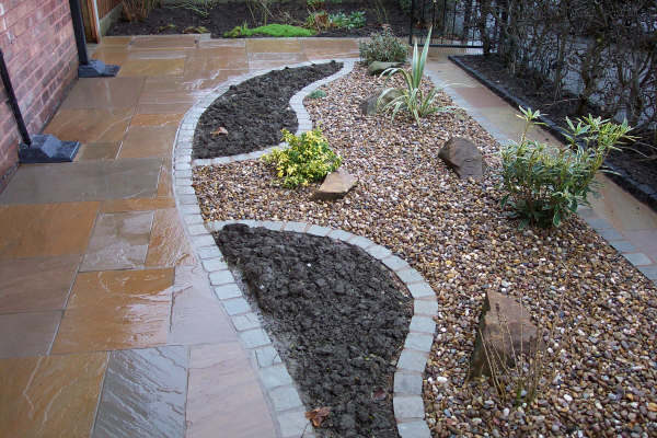 Sand & Gravel | The Yard Depot in Cypress | Wholesale ... on Pea Gravel Yard Ideas id=69191