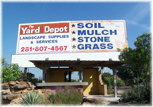 The Yard Depot | Cypress Landscape Supplier | Landscape Supplier Cypress